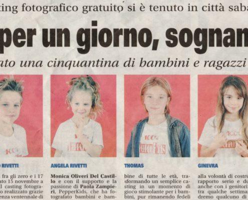 Settegiorni - Articolo Moda Bambini